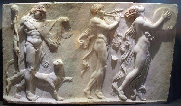 Hera skazała Dionizosa na szaleństwo i wieczną tułaczkę po świecie