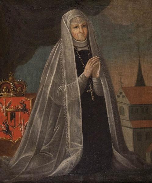 Elżbieta z Pileckich Granowska trzecia żona Władysława Jagiełło