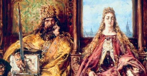 Władysław Jagiełło cieszył się doskonałym zdrowiem. W przeciwieństwie do swoich żon.