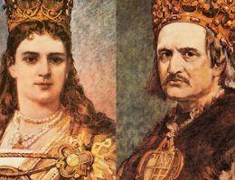Dlaczego Jadwiga i Jagiełło jadali osobno?