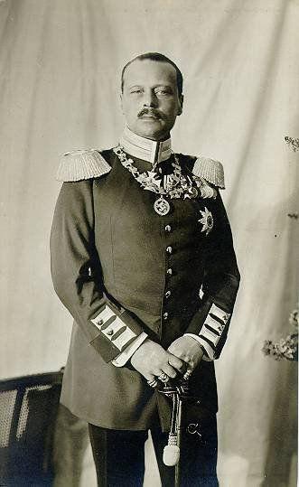 Książę Ernest Ludwik