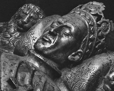 Władysław Jagiełło został pochowany na Wawelu
