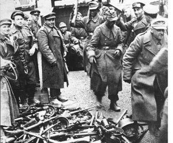 Operacja berlińska doprowadziła do zakończenia II wojny w Europie