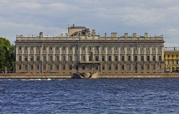 Pałac Marmurowy, miejsce zamieszkania zdetronizowanego Stanisława Augusta w Petersburgu