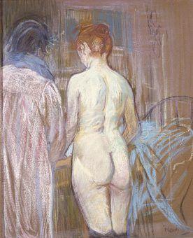 Prostytutki, Henri de Toulouse Lautrec