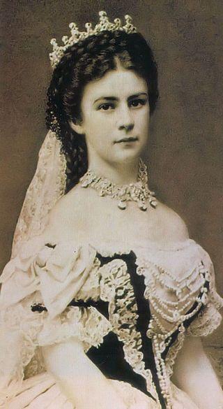 Sisi jako królowa Węgier