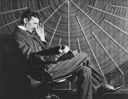 Tesla bez wątpienia należy do najbardziej błyskotliwych geniuszy w dziejach