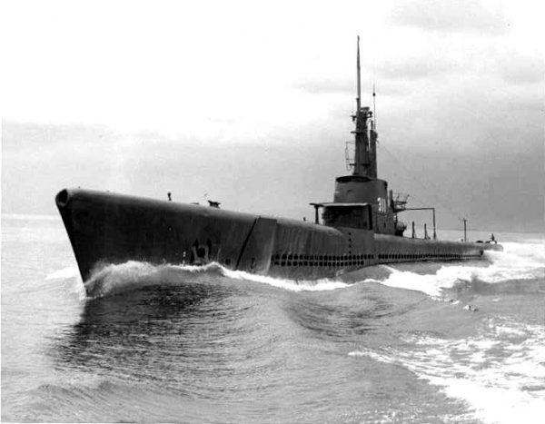 USS Archer Fish