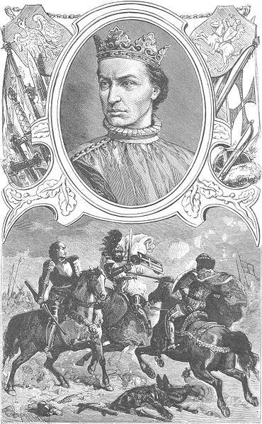 Władysław Jagiełło dbał o dietę, dużo polował i nie pił alkoholu