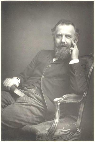 William Thomas Stead autor poruszających artykułów demaskujących aferę