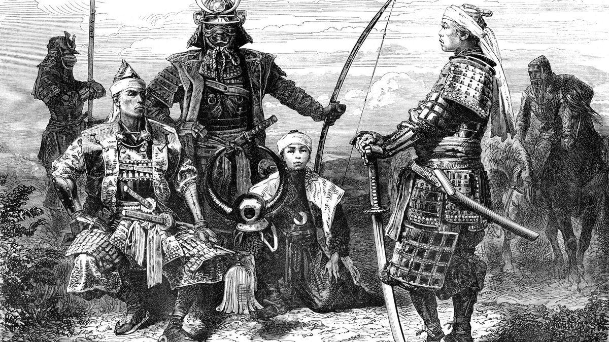Historia czarnoskórego samuraja ma zostać zekranizowana. Zdjęcie poglądowe