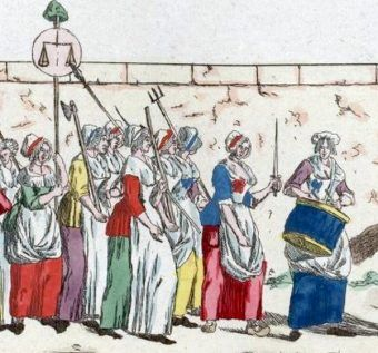 Marsz kobiet na Wersal