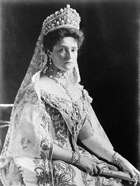 Aleksandra Romanowa