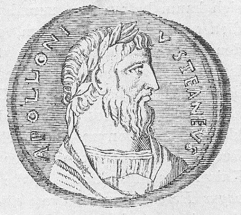 Apoloniusz z Tiany