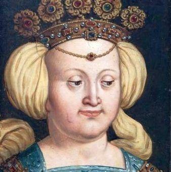 Elżbieta Rakuszanka nazywana jest także matką królów