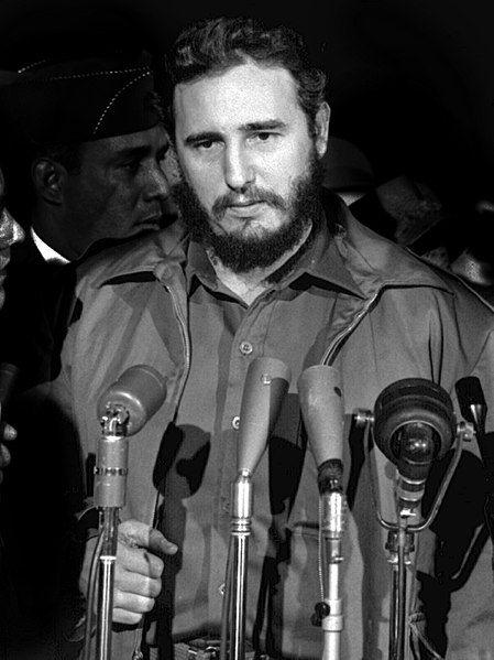 Fidel Castro miał tysiące kochanek