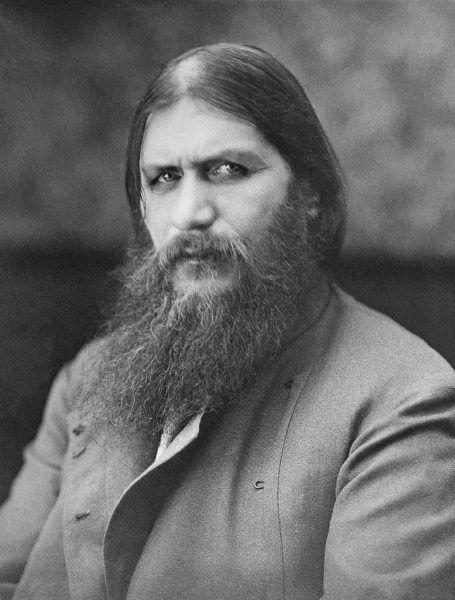 Grigori Rasputin zrobił niezwykłą karierę na carskim dworze