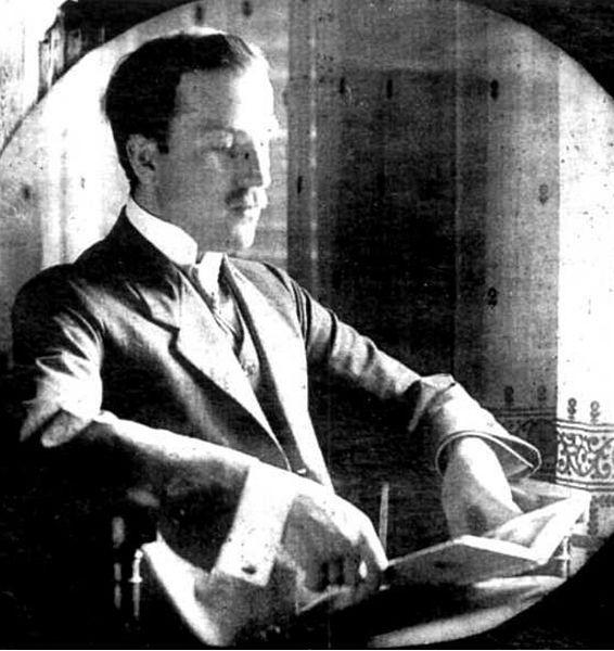 J. Czochralski, ok. 1910