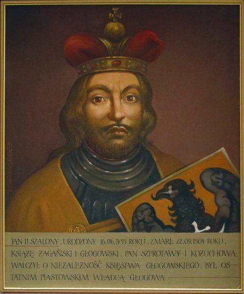 Jan II Szalony