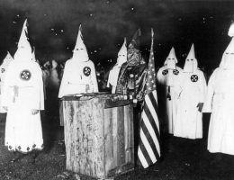 Spotkanie Ku Klux Klan 1920 r., Chicago