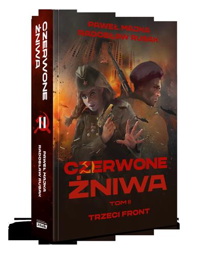 Na pytanie jak mogła wyglądać III wojna światowa odpowiada brawurowa powieść Czerwone żniwa. To osadzona w latach 60. XX wieku wizja alternatywnej rzeczywistości, w której NATO i Układ Warszawski stają przeciw sobie.