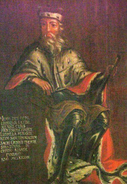 Mieszko Plątonogi