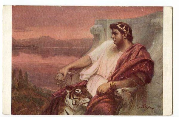 Czy ołów mógł powodować szaleństwo u rzymskich cesarzy?