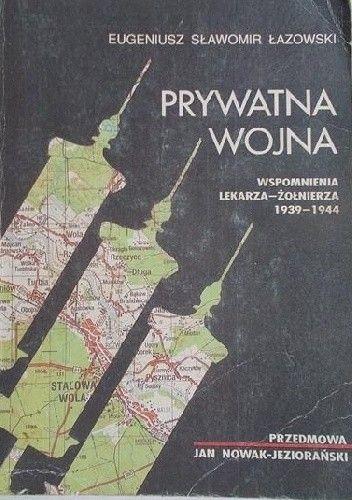 Łazowski spisał swoje wspomnienia w książce