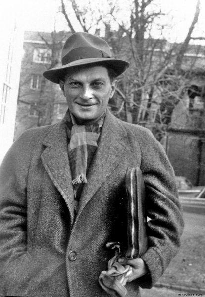 Stanisław Ulam (zdjęcie z Los Alamos)