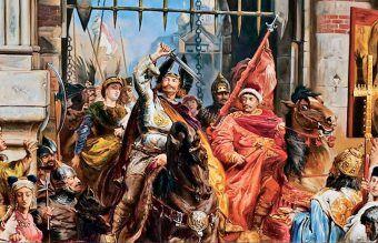 Bolesław Chrobry otrzymał swój przydomek ze względu na niezwykłą waleczność