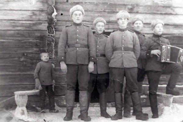 Żołnierze fińscy