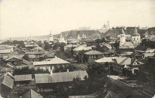 Tobolsk – miasto, w którym rządził Despot Zenowicz