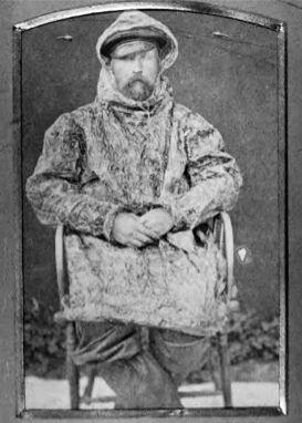 Benedykt Dybowski na zesłaniu (około 1866–1868)