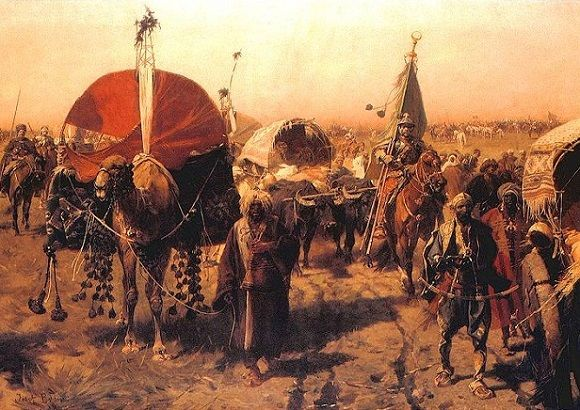Czarnoskóra ludność trafiła do Polski poprzez handel z Zachodem...