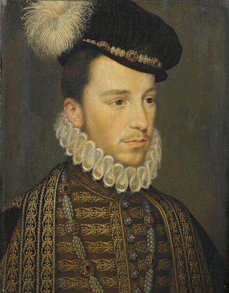 Henryk w 1570 roku
