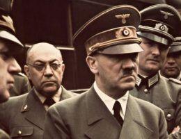 Morell zawsze był w pobliżu Hitlera