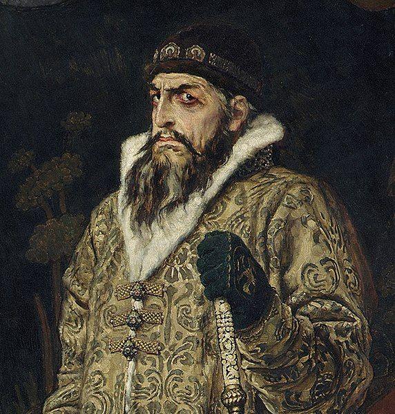 Iwan IV Groźny był psychopatą i okrutnikiem