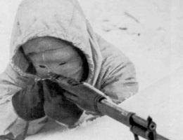 Simo Häyhäbył najskuteczniejszym fińskim snajperem. Mało brakowało, a świat nigdy by o nim nie usłyszał