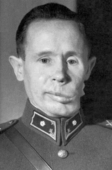 Simo Häyhä w latach 40. XX wieku