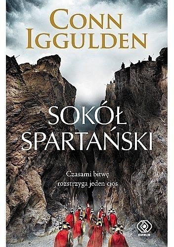 Artykuł zainspirowany został brawurową powieścią Sokół spartański, która właśnie ukazała się na rynku nakładem wydawnictwa Rebis