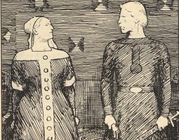 Sygryda Storråda odmawia Olafowi Tryggvasonowi