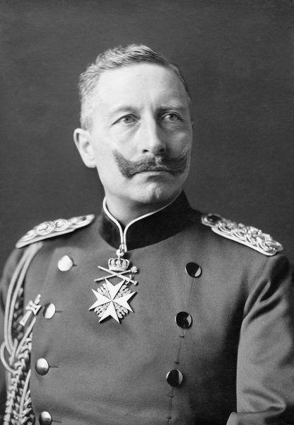 Niestety również cesarz Wilhelm II nie udzielił pomocy carowi