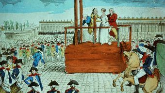 Egzekucja Marii Antoniny