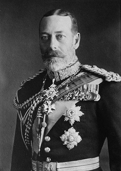 Król Jerzy V
