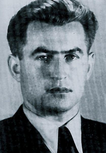 mjr Stefan Wyrzykowski ps. Zenon