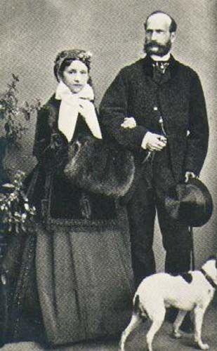 Aleksander Heski i Julia Hauke
