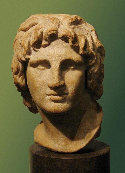Aleksander Macedoński uznawany jest za jednego z najlepszych wodzów starożytności