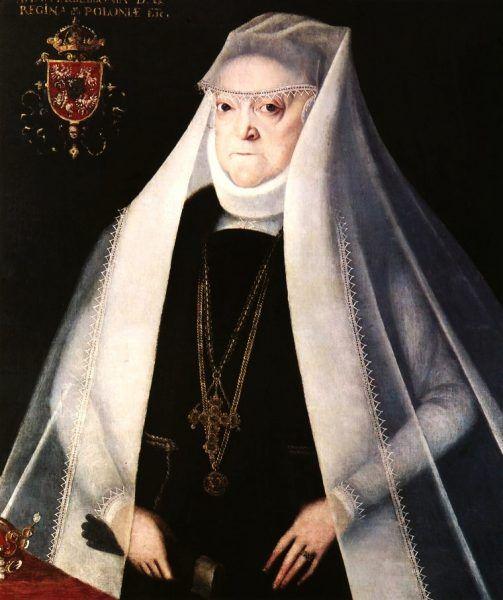Anna Jagiellonka przez większą część życia pogrążona była w smutku