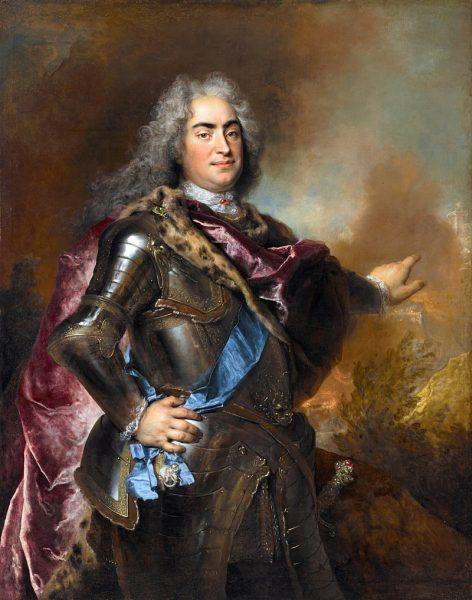 August II Mocny doczekał się wielu nieoficjalnych potomków