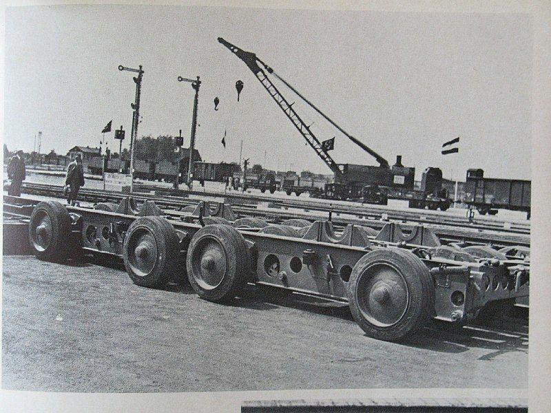 To była jedna z najdziwniejszych operacji militarnych czasów II wojny światowej. Na zdjęciu przyczepa Culemeyer